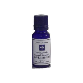 Fleurs de France Lavender Essential Oil - .5 oz