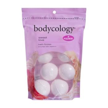Image For: Bodycology Bath Fizzies, Sweet Love - 2.1 oz, 8 count