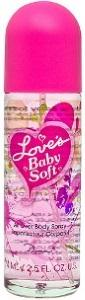 Dana - Love's Baby Soft Body Spray - 2.5 oz