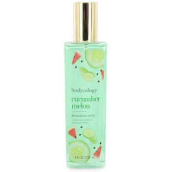 Image For: Bodycology Fragrance Mist - Cucumber Melon, 8oz