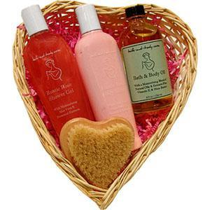 From the Heart Basket