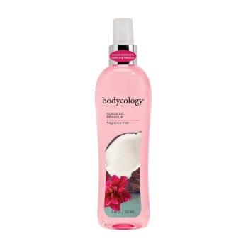 Image For: Bodycology Fragrance Mist, Coconut Hibiscus - 8 oz
