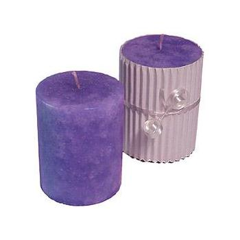 Scented Candle Pillar