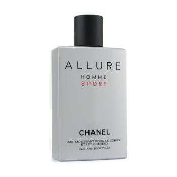Image For: Allure Sport Hair and Body Wash - 6.7 oz