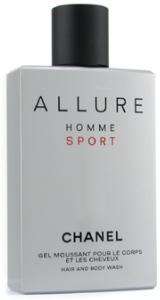 Allure Sport Hair and Body Wash - 6.7 oz