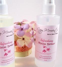 Apple Butter and Caramel Scented Room Spray