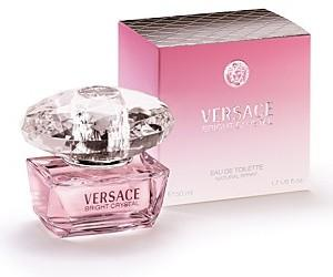 Bright Crystal by Versace EDT Spray - 1.7 oz