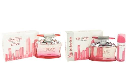 Sex in the City - Love Parfums