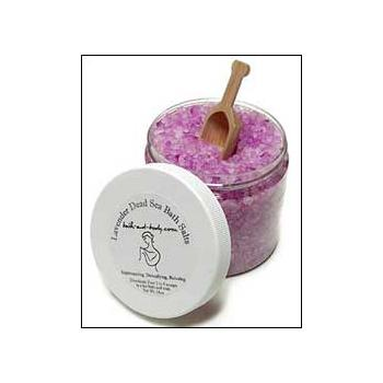 Image For: Dead Sea Bath Salts