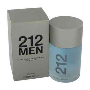 Image For: 212 Cologne Aftershave - 3.4 oz